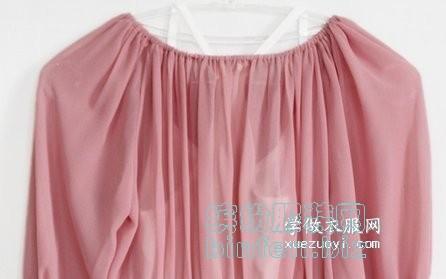 衣服上的各种褶:工字褶/单向褶/对褶/碎褶/细褶/牙签褶