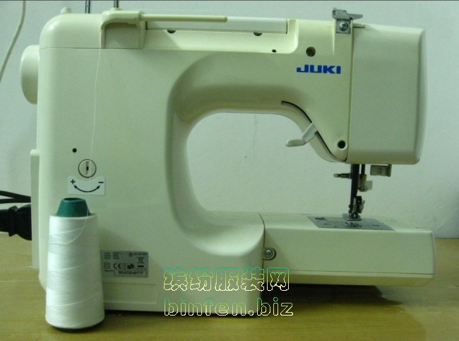 第15课:缝纫机的面线与底线