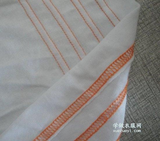 绷缝是什么意思/在做衣服缝纫中有什么用途?