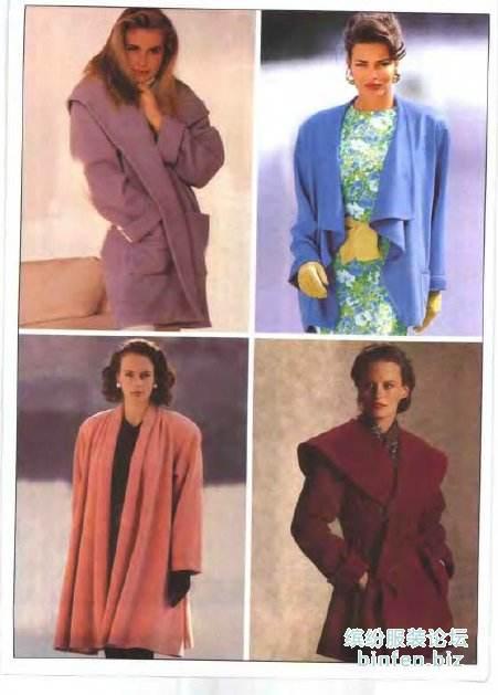 女大衣、女风衣