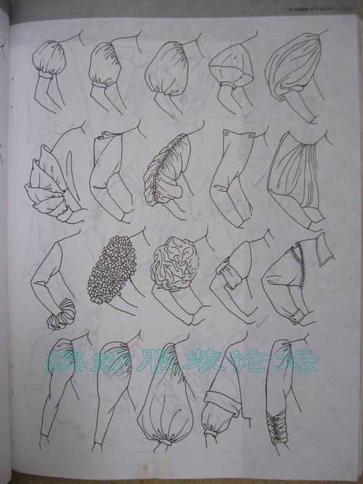 学习时装画100个怎么办
