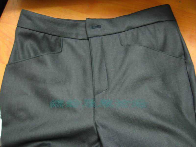 独家教程:装裤链