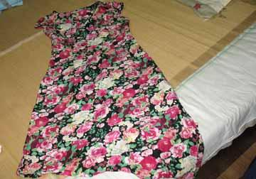 太紧的连衣裙能改什么款式?