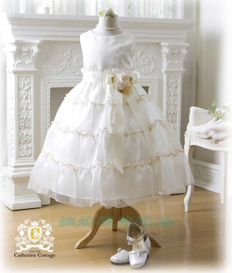 我想给女儿做一条礼服,需要买那些材料?