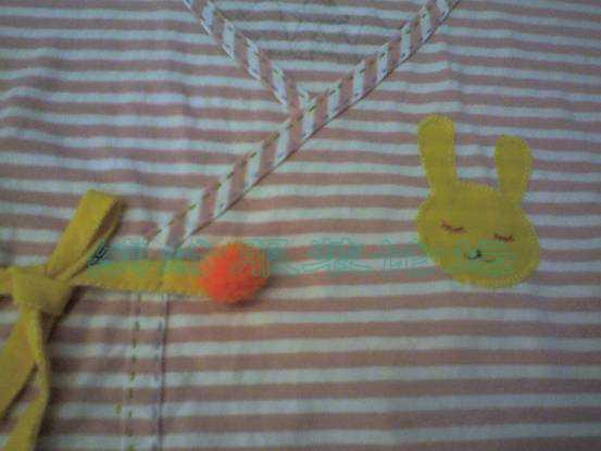 旧衣改造,宝宝上衣和棉鞋