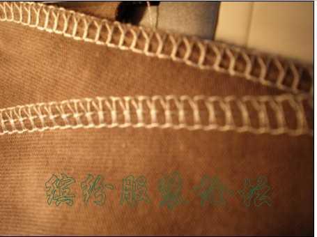 晒晒去年败的蜻蜓857包绷缝一体机