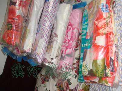 棉布的存放方法及我新败的布料和辅料