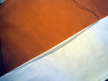 缝制衣服上的省道是从省尖还是省中开始?