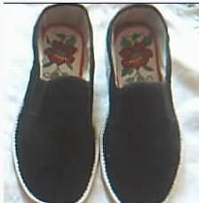 布鞋制作方法