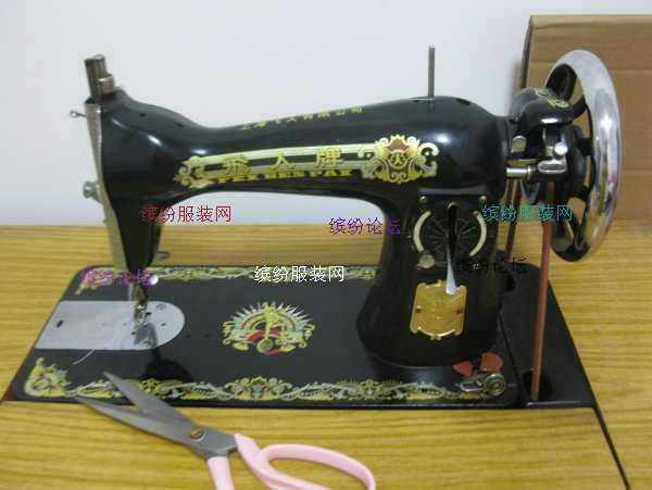 新买的包缝、绷缝、平车工业机,极度兴奋中