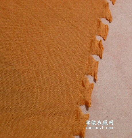 做衣服裁布时,布料的布边要不要使用(裁掉)?