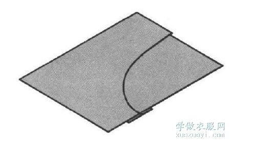 弧形的弯的圆角的裁片要缝纫得好有什么技巧方法?