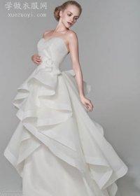 结婚仪式结束了,该如何正确长久的保存婚纱?