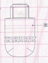 手提束口购物袋的制作教程,有具体步骤说明和图例讲解
