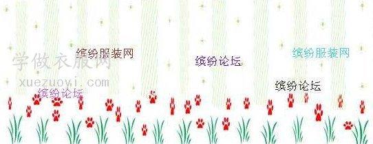 什么是定位花面料?定位花裁剪设计跟满铺印花布有什么区别?