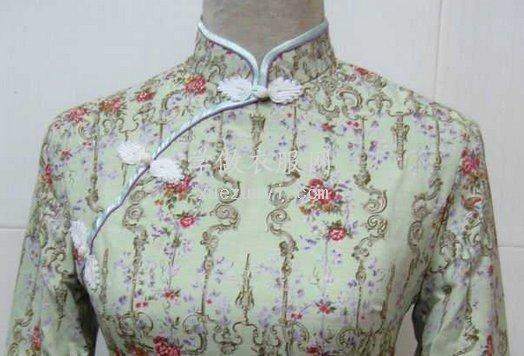 给旗袍衣服边和接缝设计车夹边条(掐牙/出牙/嵌条/包绳)装饰的方法