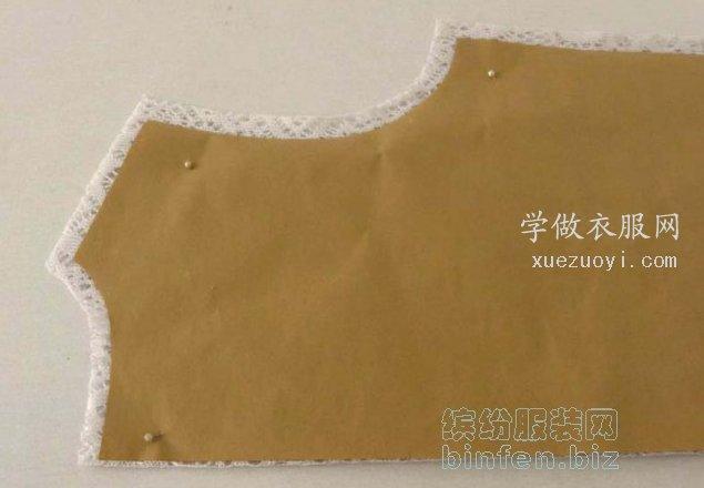 容易卷边的针织布料怎么裁剪得平整不变形?