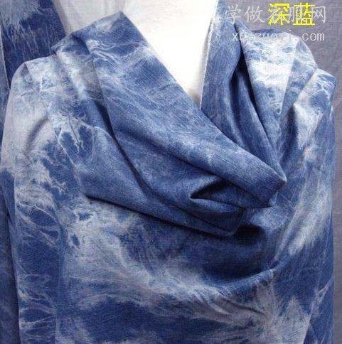 什么是扎染布料?用针织/牛仔扎染布可做哪些衣服?