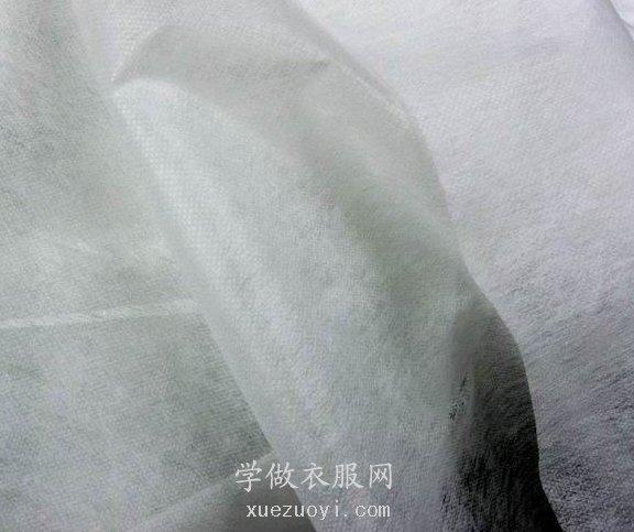 无纺衬是纸衬吗?是热烫后粘合在衣服上的吗?怎么购买和使用?