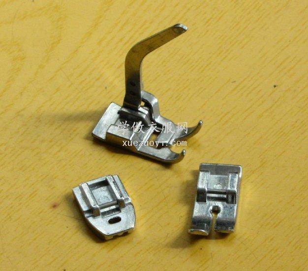 缝纫机上的压脚(押布脚)是什么东西?起什么作用?怎么安装使用?