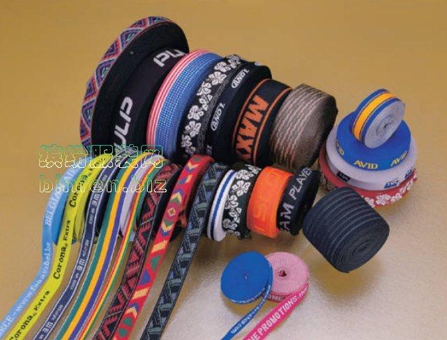 织带是什么样子的辅料?可以用来当衣服的包边条吗?