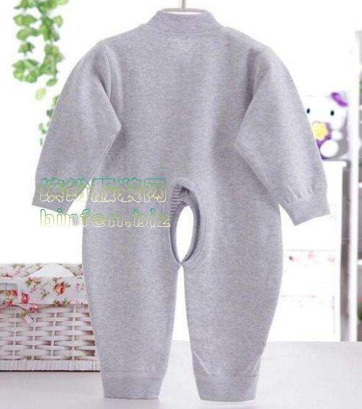 穿连体哈衣宝宝方便舒服吗?有什么优点?