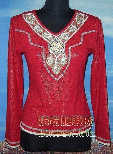 做中东服装设计不需要审美能力,风格越土越好