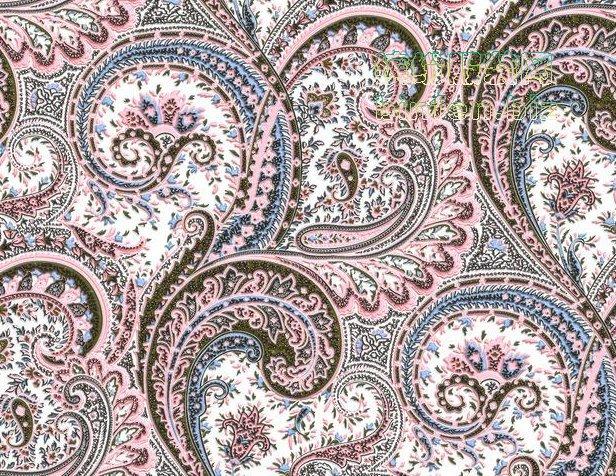 佩兹利涡旋纹图案有什么含义?服装上怎么设计应用?