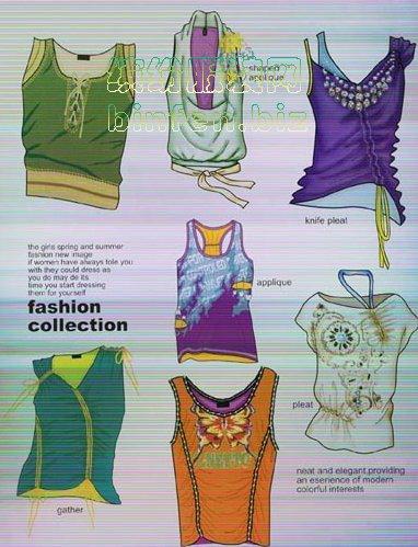 衣服上做穿绳抽褶装饰的是什么材料?